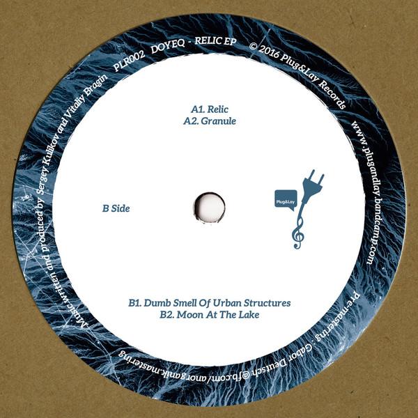 Doyeq: Relic EP