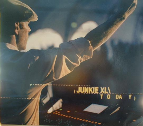Junkie XL: Today (Yonderboi remix)
