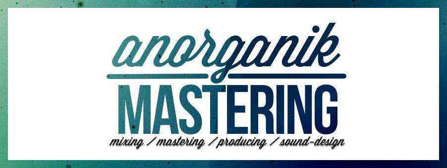 Anorganik Mastering